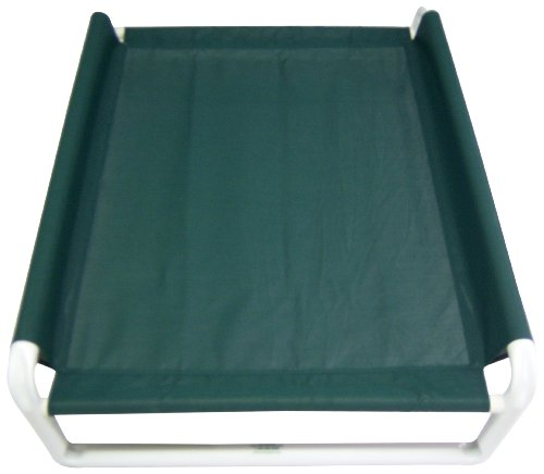 Rover Company Elevated Dog Bed, Fern