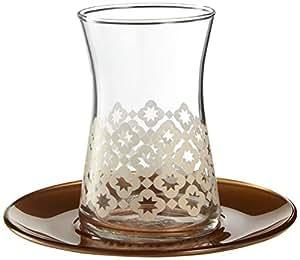Paşabahçe Heybeli-Midas Çay Seti