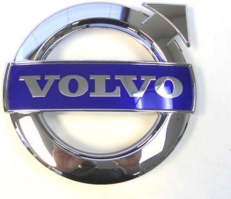 S80 Grill Badge V70 V60 Matt Chrome R-Design 11- XC70 Genuine Volvo XC90