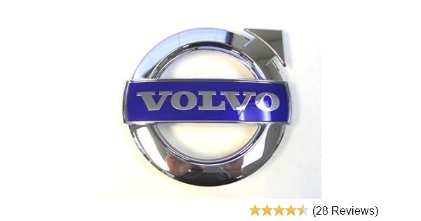 Genuine VOLVO Grill Badge Logo STICKER XC90 XC70 V70 S60 V60 V40 C30 31214625