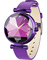 Hindotech B80 Smart Watch Female Heart Rate Monitor Blood Pressure Fitness Activity Tracker Smart Bracelet Sport Fashion Ladies Watches