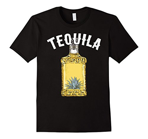 Mens Tequila, Lime and Salt Costume Set - Halloween T-Shirt Store Large Black (Halloween T Shirts For Couples)