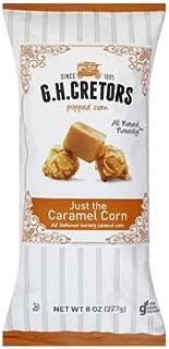 product image for Gh Cretors Creme Popcorn Just Caramel 12x 8OZ