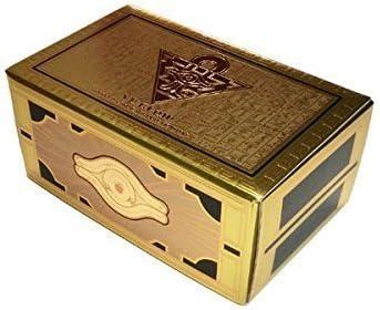Konami Yu-Gi-Oh versioen Japonesa de una Caja Especial de Almacenamiento Millennium Gold Edition: Amazon.es: Juguetes y juegos