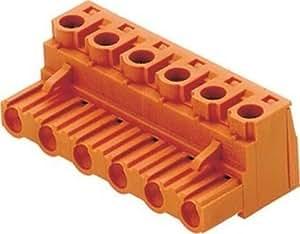 Weidmüller - Lp conector de red de 7,62 blz 7.62 / 2 sn or