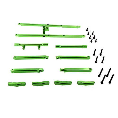 Atomik RC Traxxas X-Maxx Alloy Chassis Top Brace, Green for sale  Delivered anywhere in USA