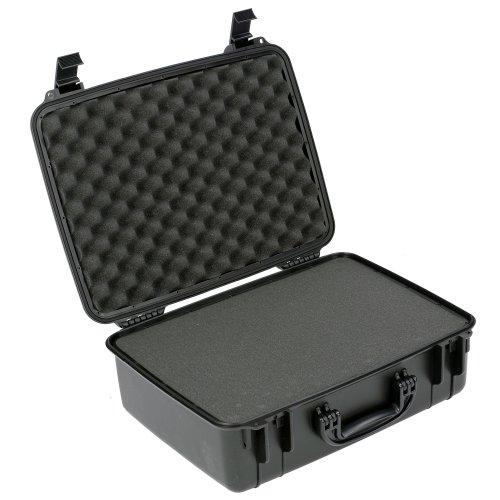 - Seahorse SE720 Protective Case with Foam (Black)