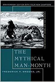 image for The Mythical Man-Month: Essays on Software Engineering, Anniversary Edition 2nd (second) edition Text Only