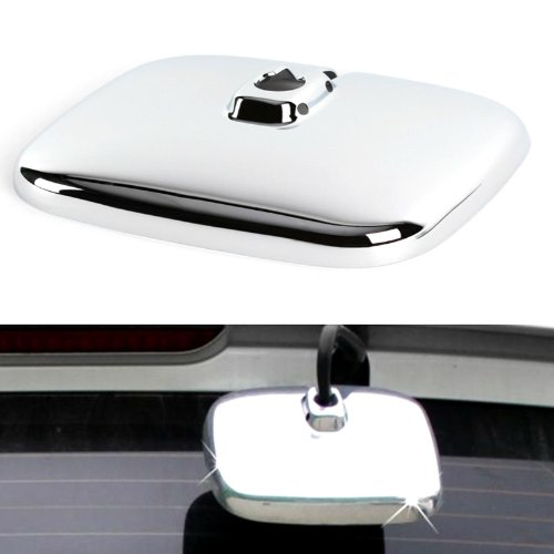 Chrome Rear Reverse Back up Parking Mirror Molding