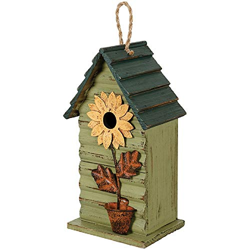 Carson Sunflower Birdhouse