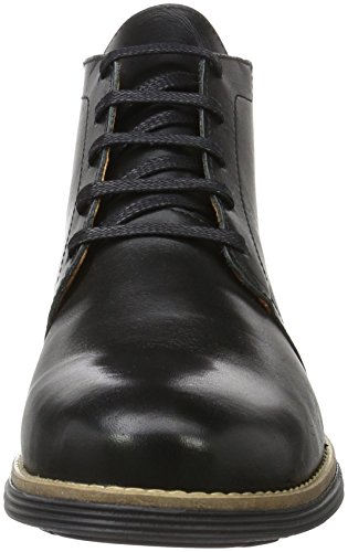 neoneo Brade2, Zapatillas de Estar por Casa para Hombre Schwarz (Black)