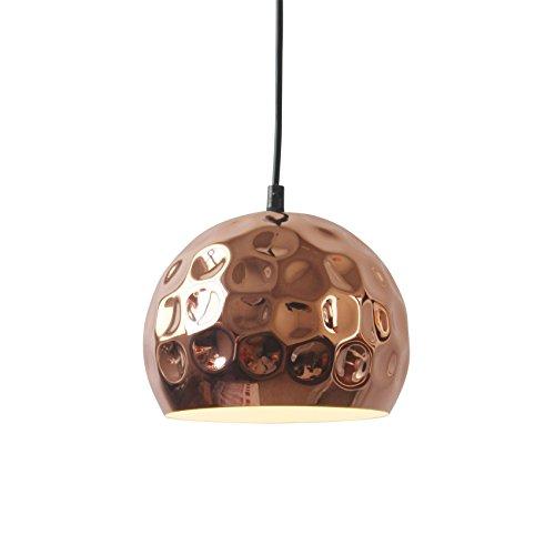 Light Society LS-C151 Capwell Pendant Lamp, Copper
