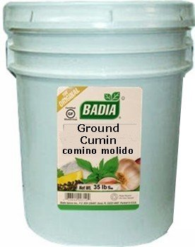 Badia Cumin Ground 20 lbs by Badia