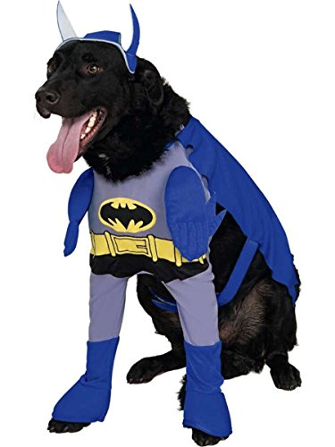 Batman The Brave and the Bold Deluxe Pet Costume, Medium]()
