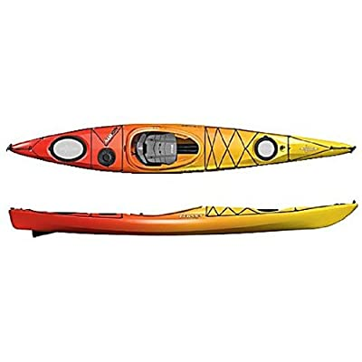 90214142 Confluence Watersports Large Lava Dagger Alchemy 14.0 Kayak