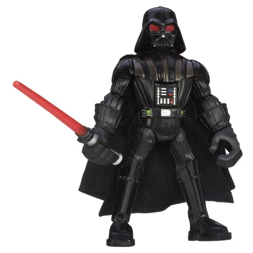 Playskool Heroes Star Wars Jedi Force Darth Vader Figure