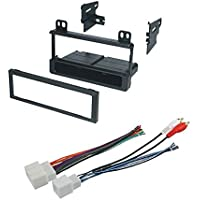 FORD 1995 - 2005 EXPLORER (ALL MODELS) CAR RADIO STEREO RADIO KIT DASH INSTALLATION MOUNTING WIRING HARNESS