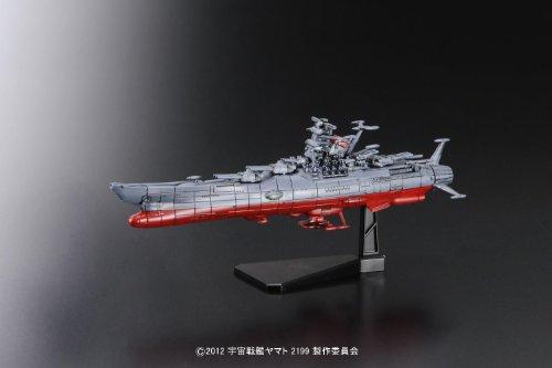 Bandai Hobby #01 Yamato 2199 Bandai Star Blazers Mecha Collection Action Figure