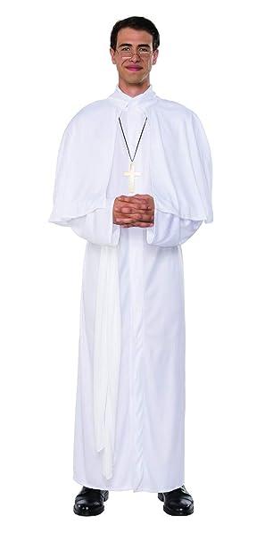 Amazon.com: Pizazz disfraz de católica Sect Santo Padre ...