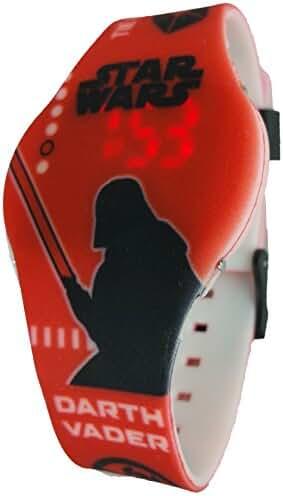 Star Wars Boys Darth Vader Led Watch (1 Count)