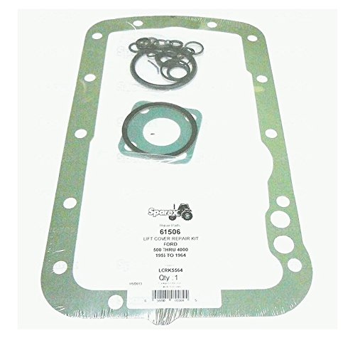 Fordson Tractor Parts - Sparex, S.61506 Repair Kit, Lift Cover, Lcrk5564 For Ford Fordson 2000, 4000, 600, 601, 700, 701, 800, 801, 900, 901Dexta, SUPER DEXTA