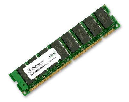 512 MB 133 MHZ PC133 Non-ECC CL2 168 pin Desktop Memory interchangeable w/ KVR133X64C2/512 by Arch Memory (133mhz Ecc Registered 168 Pin)