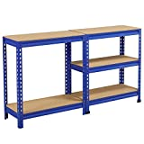 Yaheetech 5-Tier Industrial Storage Rack, Heavy