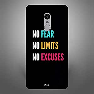 Xiaomi Redmi Note 4 no Fear limits excuses