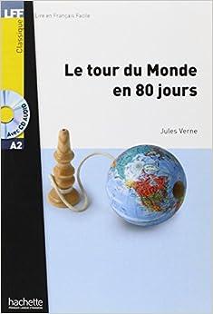 Le Tour Du Monde En 80 Jours. Con Cd Audio Descargar Epub Gratis