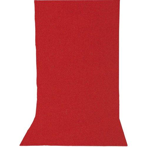 Impactソリッドモスリン背景(10 x 12 '、ラズベリー) (2パック)   B01KMLC6PI