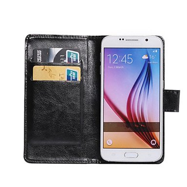 Cheap Cases 360 Degree Flip PU Leather phone Case Purse businiss For Galaxy Ace..