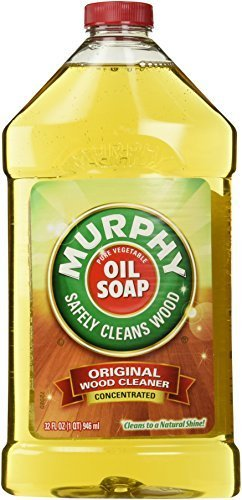Price comparison product image Murphy's Oil Soap,  32-Ounce (Pack of 3)
