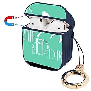 Amazon.com: Wireless Airpod Case Animal Horse