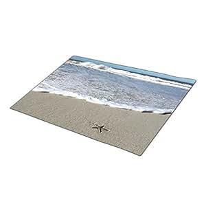 Dreameroom Wave Custom Doormat Beach Fall Doormats