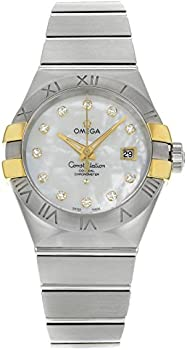 Omega Constellation Steel & Gold Women's Watch