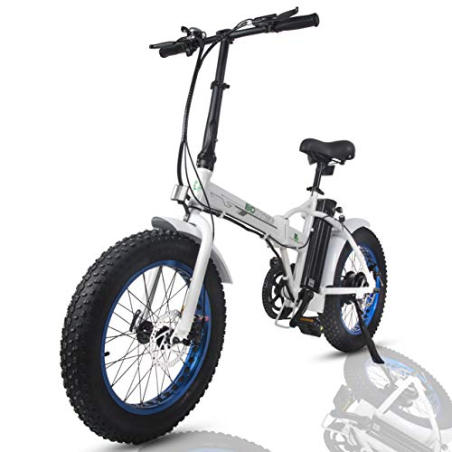 ECOTRIC Fat Tire Folding