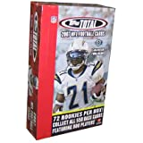 2007 Topps Total NFL Football Sports Trading Cards - 5 PACK LOT (10 Cards/Pack)