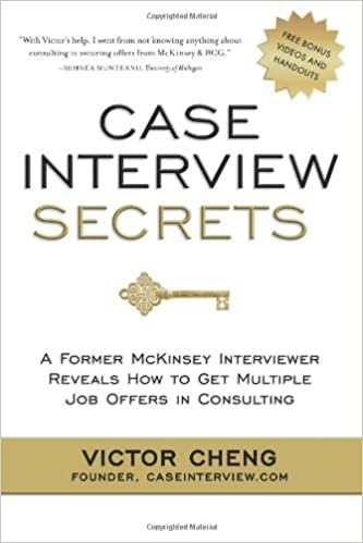 Consulting interview case study practice