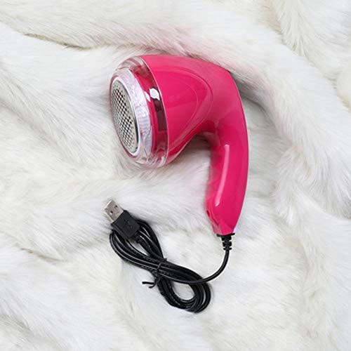 whbage Clothes pilling trimmer Portable Usb Electric Clothing Lint Pills Remover Clothing Sweater Substances Fuzz Spooling Machine Pellet Removal