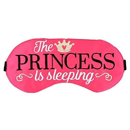 - The Princess is Sleeping Sleep Mask
