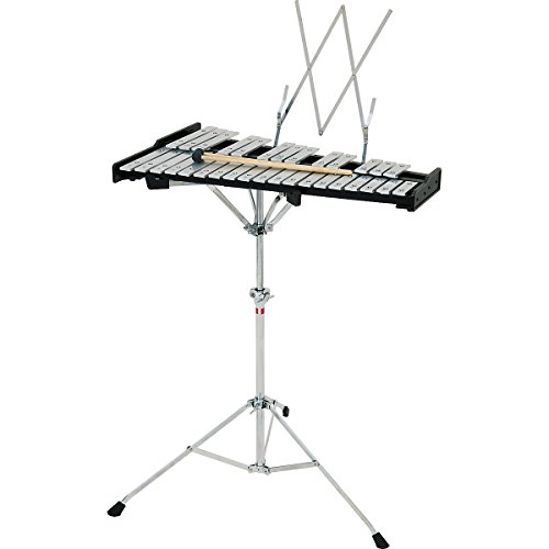 Ludwig m651r educational bell kit wrolling bag for Yamaha student bell kit with backpack and rolling cart
