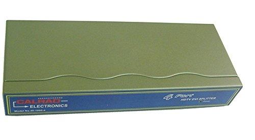 AVBcable.com Calrad Electronics 40-1060-4 DVI Distribution AMP 1-4