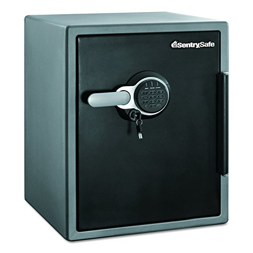 SentrySafe Sentry Safe Lock Boxes (SFW205GRC) fire chests,safes by SentrySafe (Image #2)