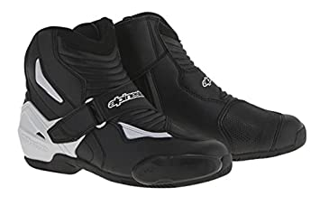 44 BLACK Alpinestars SMX-1 R Boots