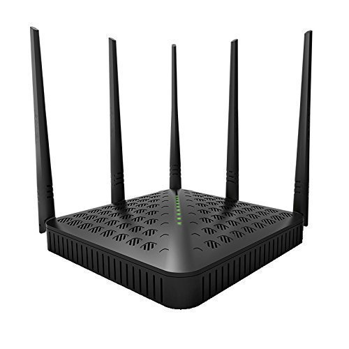 Tenda Fh1202 1200mbps Dual-speed Wireless Wifi Router,2.4ghz