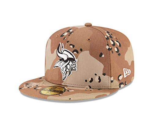 a1a498a516f686 Minnesota Vikings Day Camo Hat – Football Theme Hats