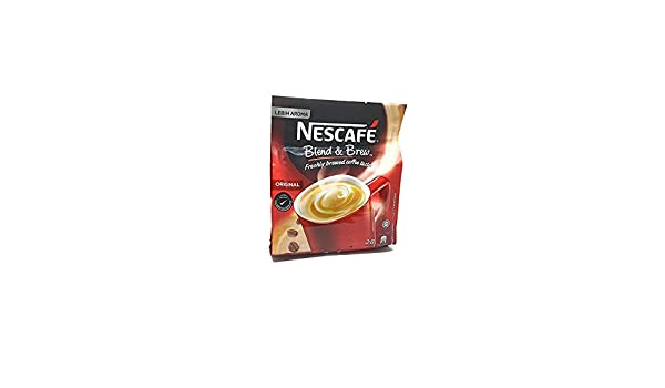 2 PACK - Nescafe IMPROVED 3 in 1 ORIGINAL (was named REGULAR) Premix Instant Coffee - Creamier Coffee Taste & More Aromatic - 19g/Stick - 60 Sticks TOTAL: ...