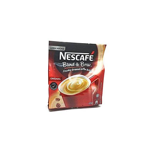 2 PACK - Nescafe Blend & Brew 3 in 1 Original 56 Sticks -
