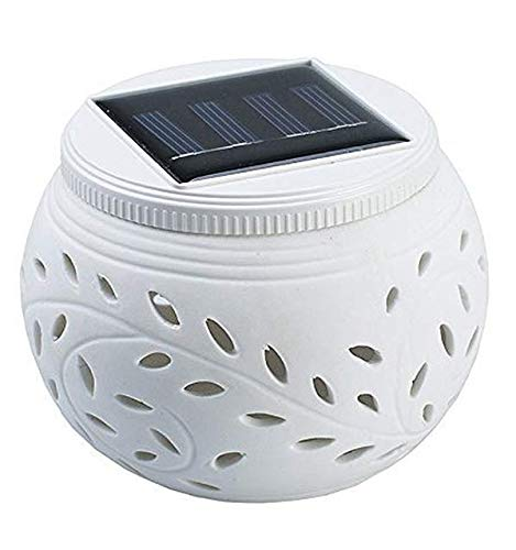 Ceramic Solar Table Light