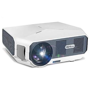 LISHUANG ET10-AD 4 Pulgadas 3800 lúmenes 1280x720P Proyector LED ...